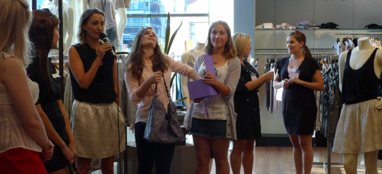 VIP Shopping Night at Banana Republic
