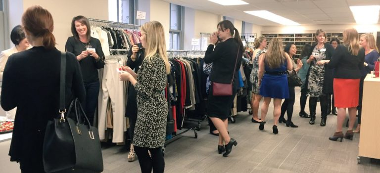 Fun, Fashion & Philanthropy: A Dress for Success Vancouver Open House