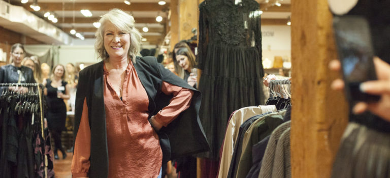 Dress for Success Spotlight: Everyone has a story. This is Fiona's.