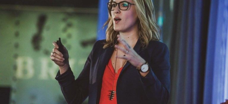 Game Changers: Interview with Katie Schaeffers, Brand & Comms Lead, SheEO